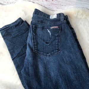Hudson Super Skinny Jeans Krista 26